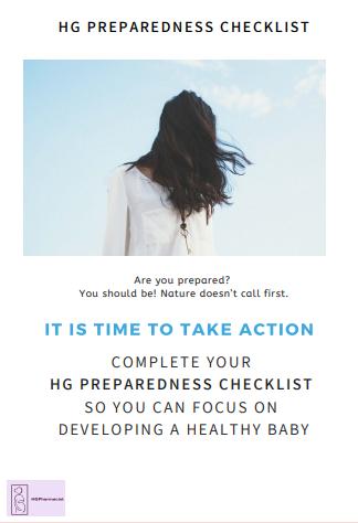 Download my Preparedness Checklist
